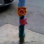 Cute Flowers on a meter