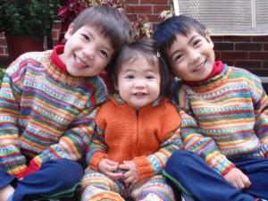 Jean's 3 Grandkids