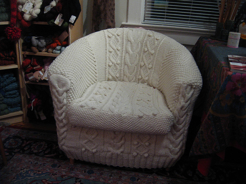 Cozy Chair