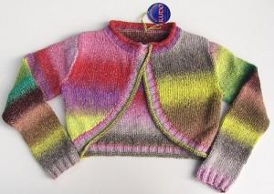Kudo color 47, Hand knit by Karen