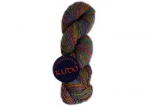 Kudo- 55% Cotton, 40% Rayon, 5% Silk