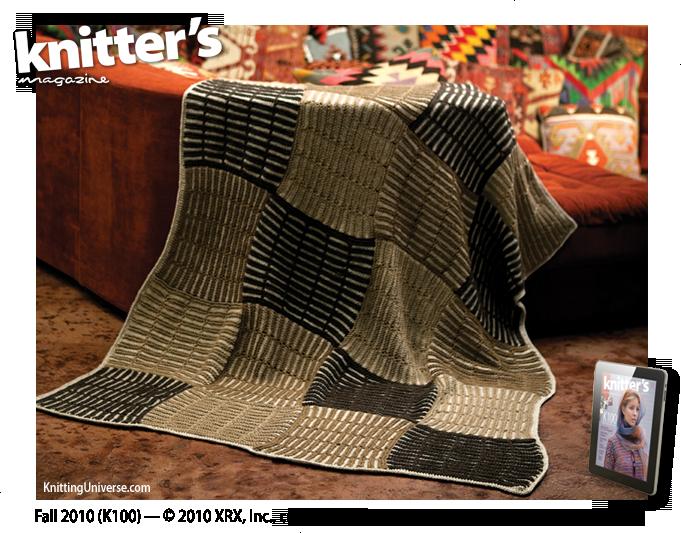 Knitter's Magazine for Fall 2010