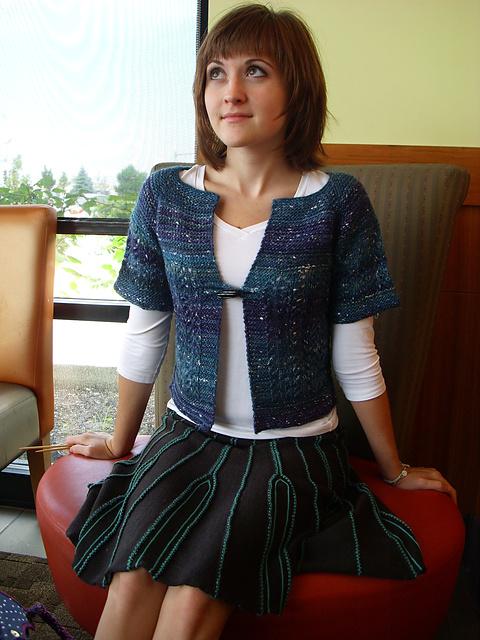 Jessica's February Sweater