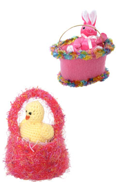Pattern for Easter Basket