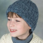 Encore Worsted Ribbed Hat SFA-01