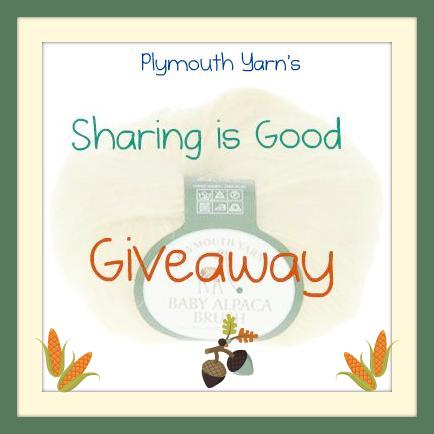 Sharing is Good Giveaway