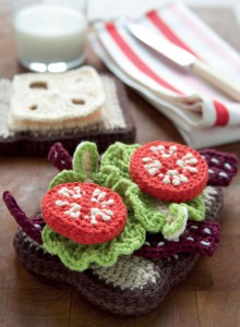 Yummy 'Gurumi: Over 60 Gourmet Crochet Treats to Make by Christen Haden and Mariarosa Sala