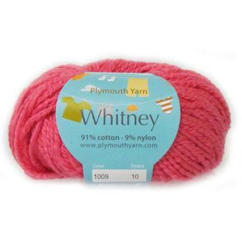Wonderful, Wearable, Washable Whitney.  Free Pattern Too!