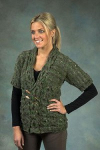 Europa Tweed Pattern 2412