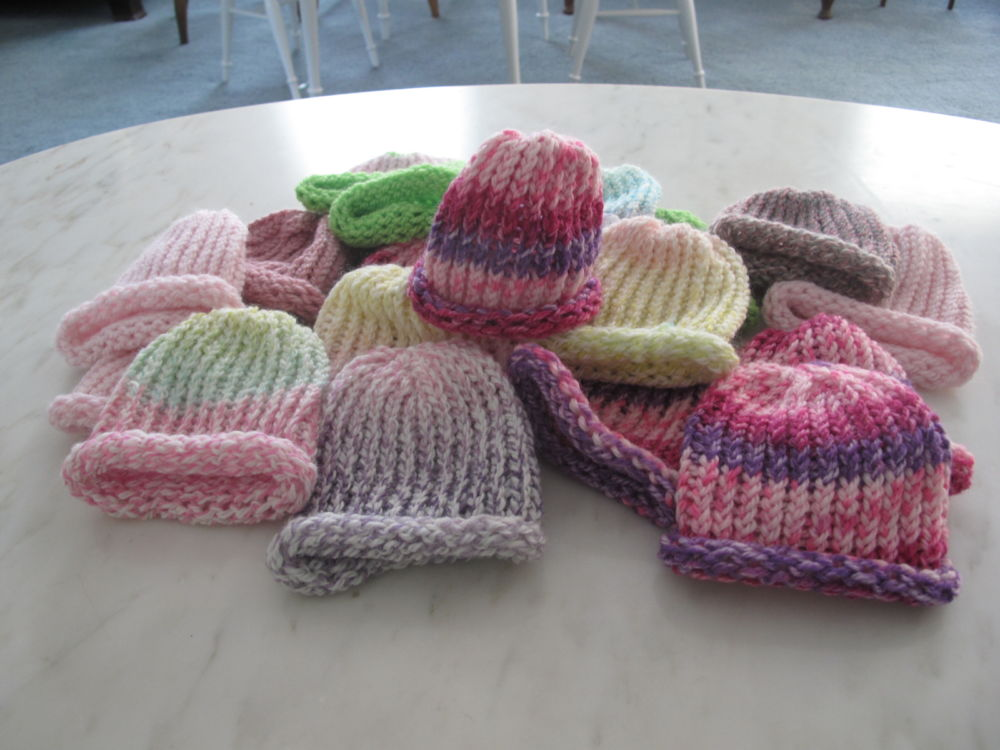 Knitting for Preemies