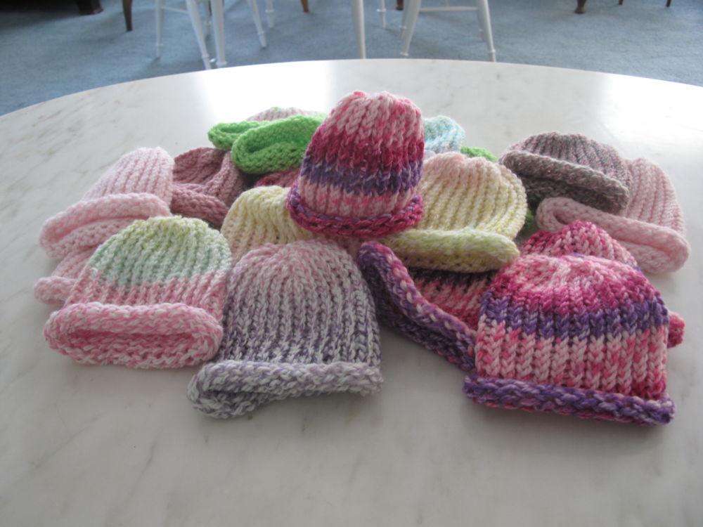 Knitting for Preemies