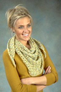 Sakkie Crochet Pattern 2364, call your yarn shop for details