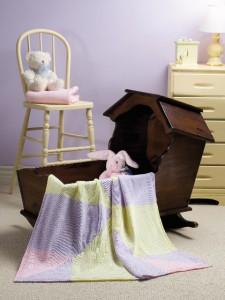 Pastel Pinwheel in Dreambaby Dk
