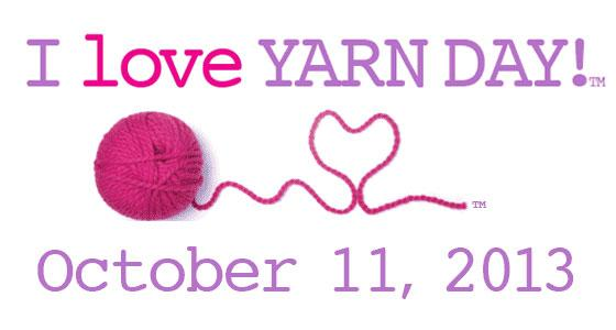 Twitter I Love Yarn Day Giveaway!