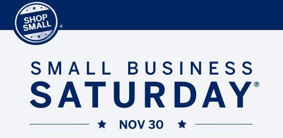 Hey Yarn Shops! Small Business Saturday Happenings