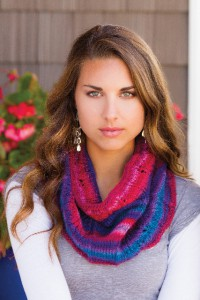Gina Widling Cowl by Patty Lyons