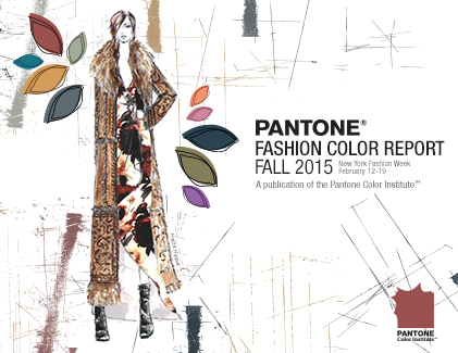 Fall 2015, Earthy and Natural Color trends
