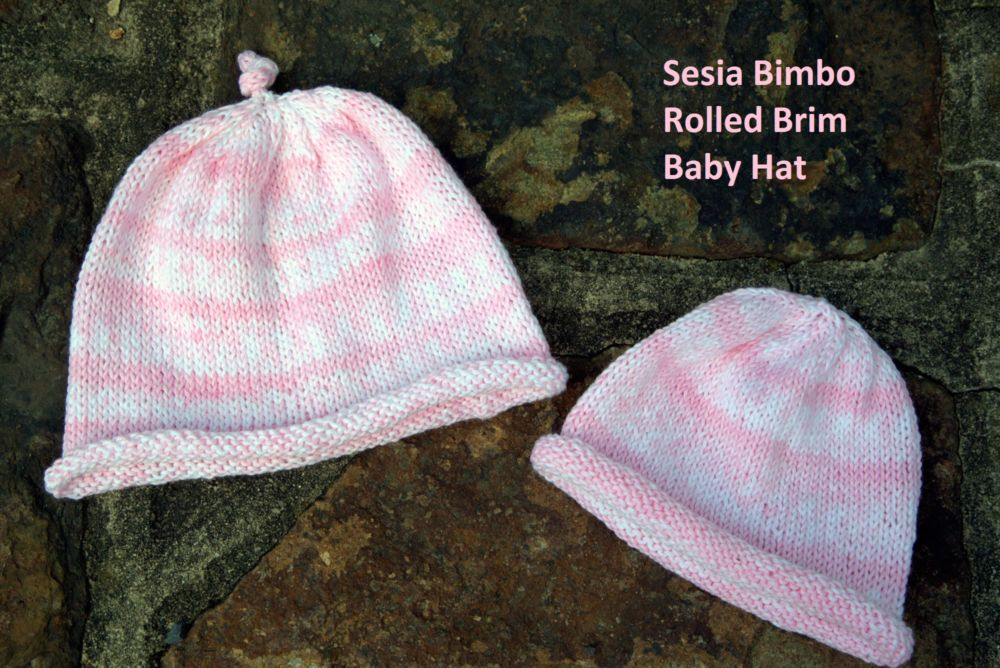 Free Baby Hat Pattern and Giveaway!