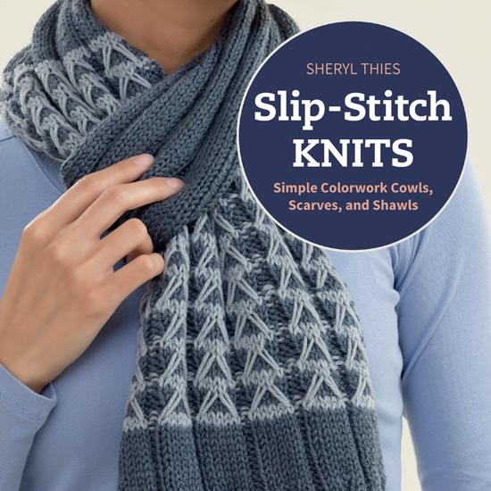 Slip-Stitch Knits Giveaway!