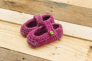 Little Jane Slippers by Amy Niezur