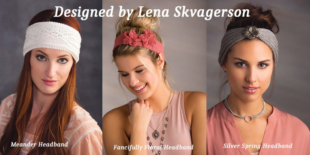 Fiore looks fabulous in all of Lena's headbands!