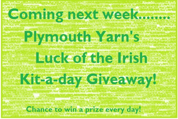 Luck of the Irish Giveaway Rules