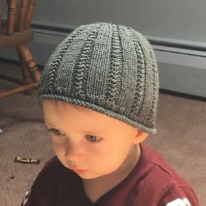 Baby Cammello Merino Hat