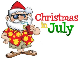 Christmas in July!