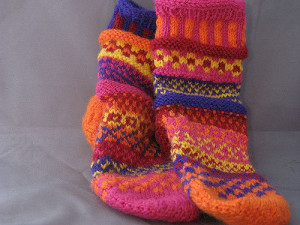 Silly Socks by Karen Hodge