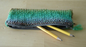 Easypeasy Pencil Pouch by HandmadeHandsome