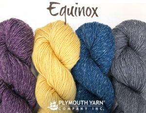 Plymouth Yarn Ravelry Featured Yarn Equinox