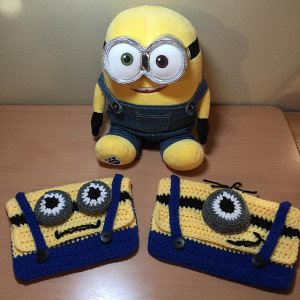 Minion Pencil Case by Debbie Colon