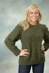 Encore Chunky Tweed pattern 1949 available at your local yarn shop