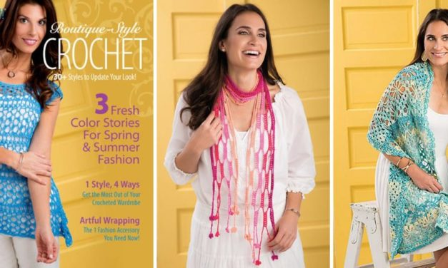 Crochet! Magazine Presents Boutique Style Crochet