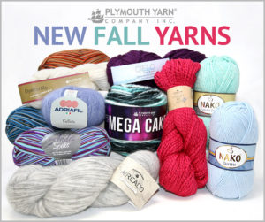 Plymouth Yarn New Fall Yarns 2018!