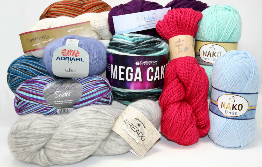 OUR NEW FALL 2018 YARNS