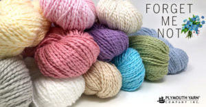 Forget Me Not Yarn from Plymouth Yarn