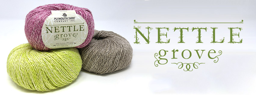 Nettle Grove Yarn from Plymouth Yarn
