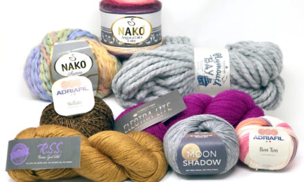 Fall 2019 Yarns are HERE!