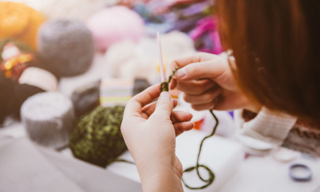 Spring Cleaning: How to Marie Kondo Your Craft Space