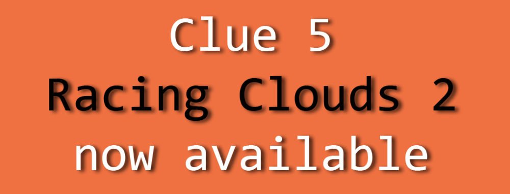 Ghost of the Moon Mystery Knitalong Clue 5