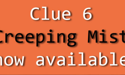 Ghost of the Moon Mystery Knitalong Clue 6