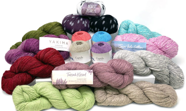 Announcing Spring 2020 Collection from Plymouth Yarn
