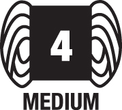 4-medium weight symbol