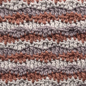 Wave Stitch Pattern