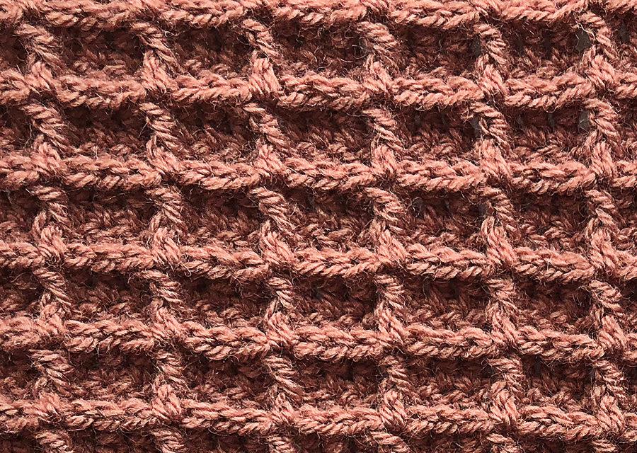 5-Panel Blanket Crochet Along: Panel 3